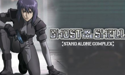 Anime of the Week #5 ~ Ghost In The Shell: Stand Alone Complex