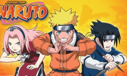 Anime Of The Week #32 ~ Naruto