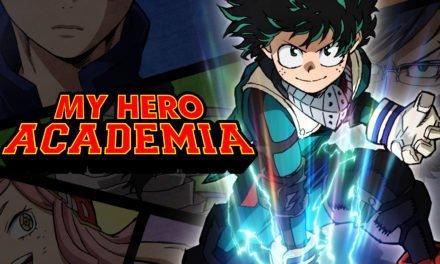 ANIME OF THE WEEK # 30 ~ MY HERO ACADEMIA