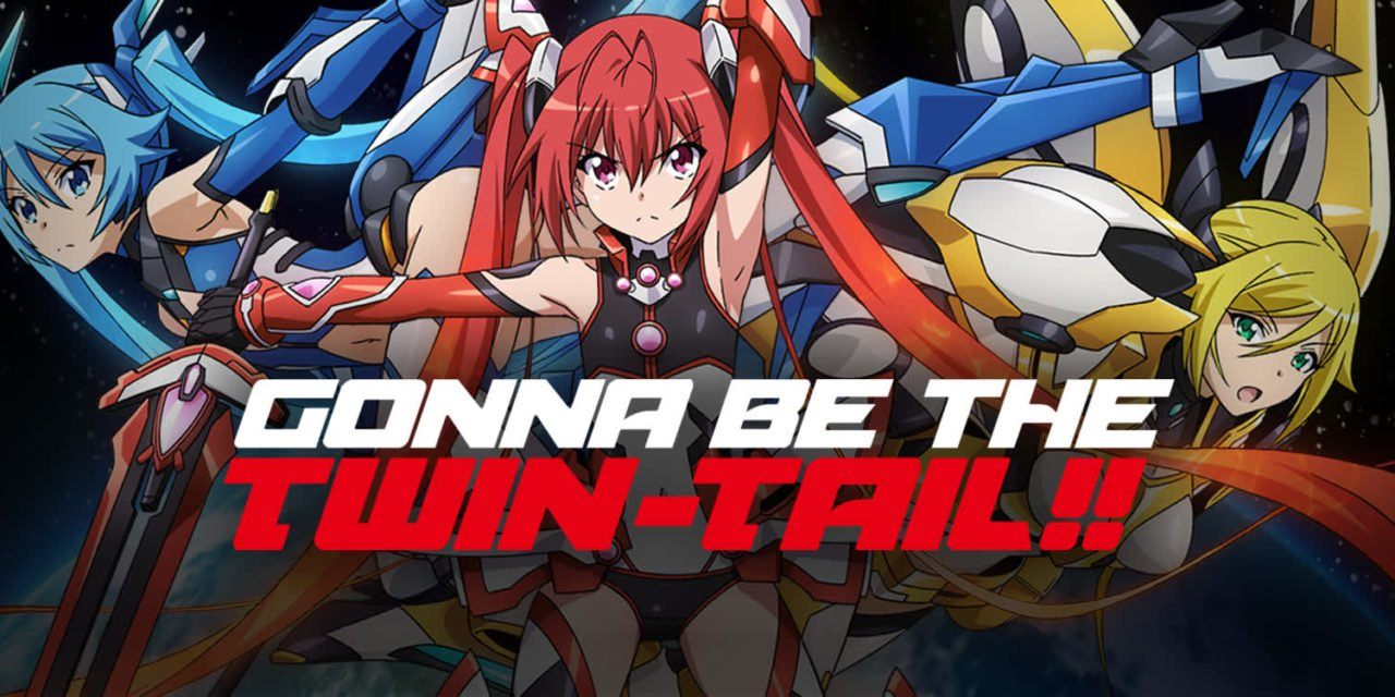 ANIME OF THE WEEK #29 ~ GONNA BE THE TWIN-TAIL!!