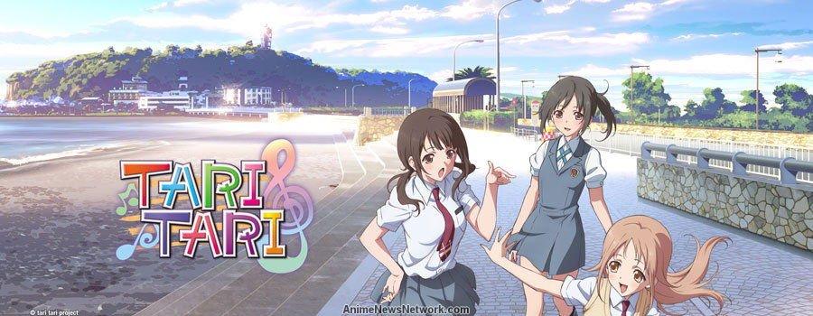 Anime of the Week #42 ~ TARI TARI