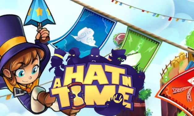Game Review #46 A HAT IN TIME! :D