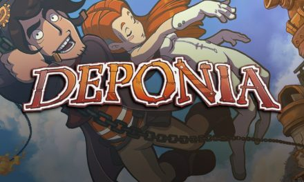 Game Review #46 Deponia!