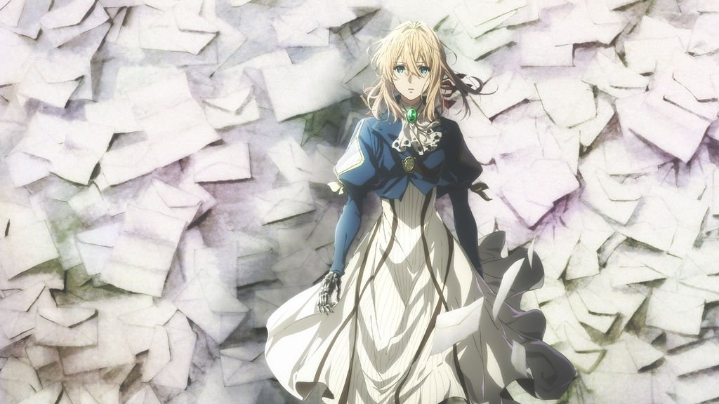 Anime of The Week #49: Violet Evergarden