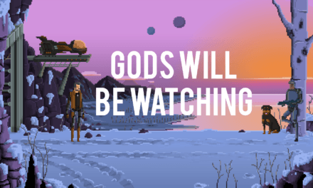 Game Review #48 Gods Will Be Watching