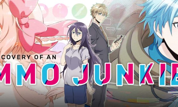 Anime of the Week #60: Recovery of an MMO Junkie