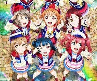Love Live! Sunshine!! The School Idol Movie Over the Rainbow Film Sells 500,000 Tickets