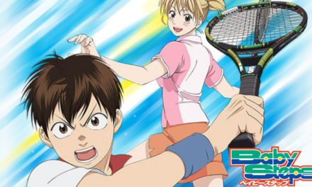 ANIME REVIEW #74: Baby Steps