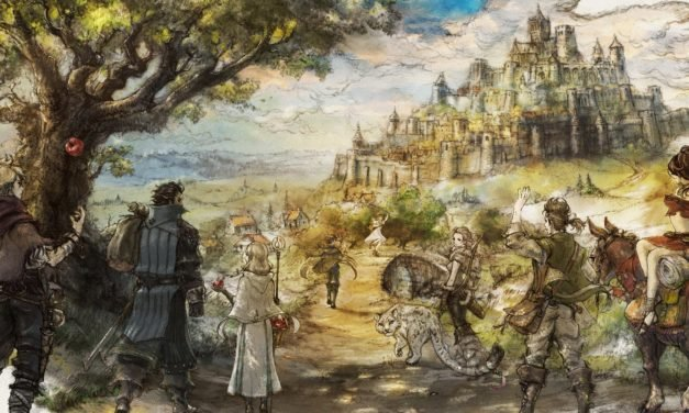 Lets Talk About Octopath Traveler