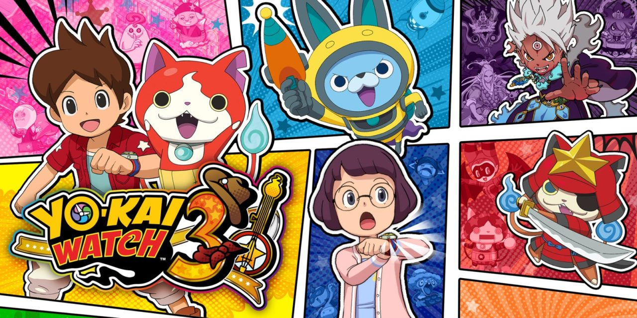 Lets Talk About Yo Kai Watch 3 Anime Institute