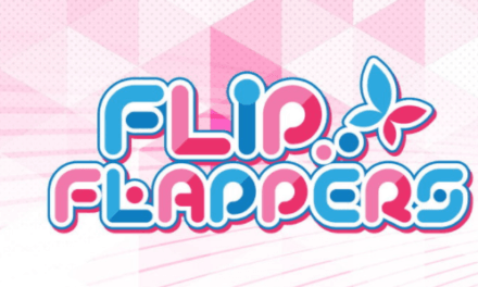 Anime of the Week #15 ~ Flip Flappers