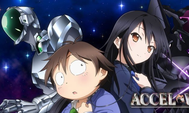 Anime of the Week #34 ~ Accel World