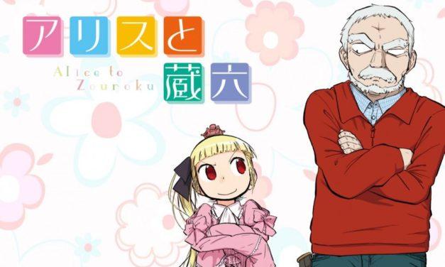 Anime of the Week # 16 ~ Alice to Zouroku