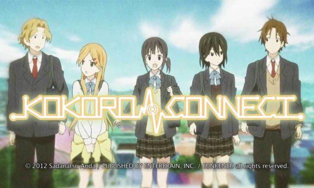 Anime of the Week #8 Kokoro Connect