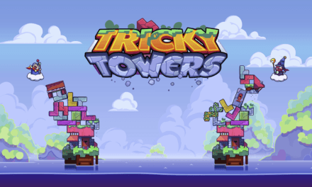 Tricky Tower – #13 Game review